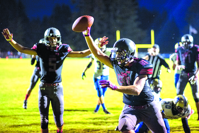 Toledo holds on to beat Adna in classic 2B matchup