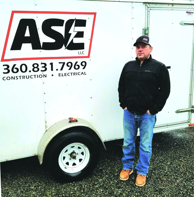 Introducing Art Halberg, a local electrician