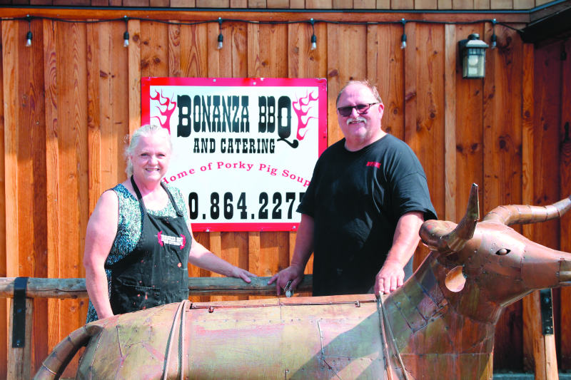Bonanza BBQ offers good eats