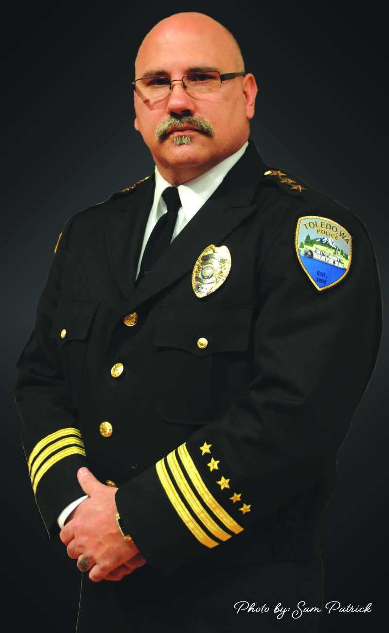 John Brockmueller, a chief for all south county cities