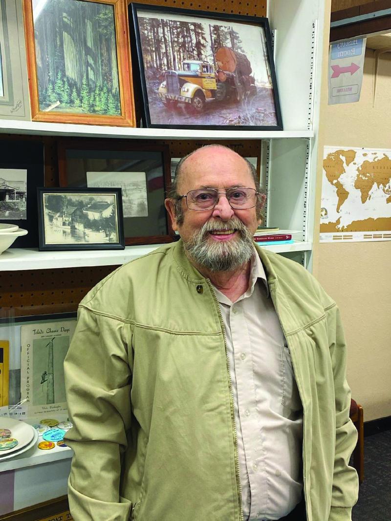Historical society provides history to Toledo
