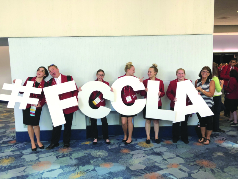 Toledo FCCLA goes to nationals