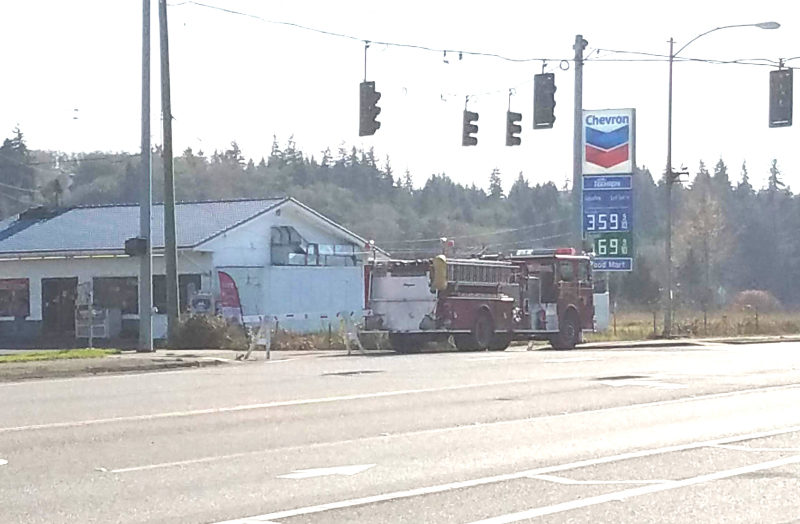 Fuel leak temporarily straps Raymond for gas service