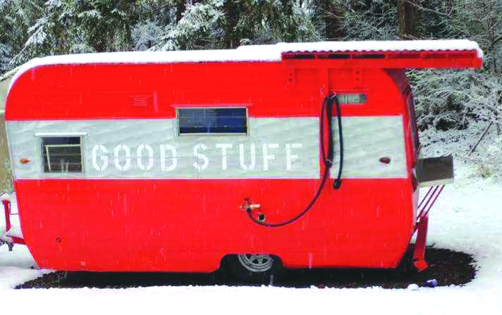 Good Stuff food cart permanently located in South Lewis County