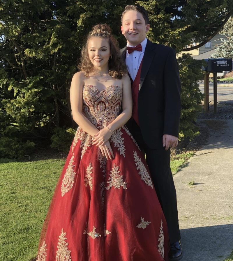 Napavine hosts Prom in April