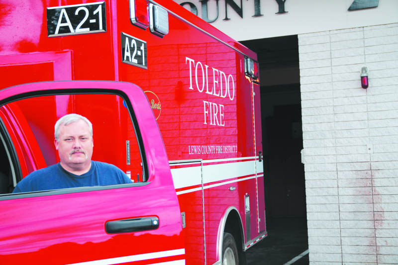 Toledo Fire and EMS Department Cheese Days