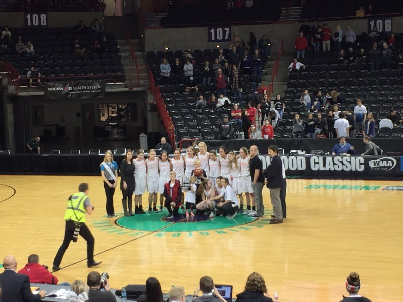 Napavine Girls Basketball Team places 5th at State