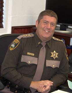 Sheriff Scott Johnson featured on BBC