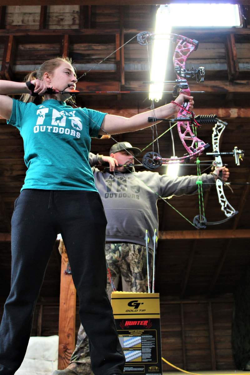 Winlock welcomes TNS Archery Outdoors