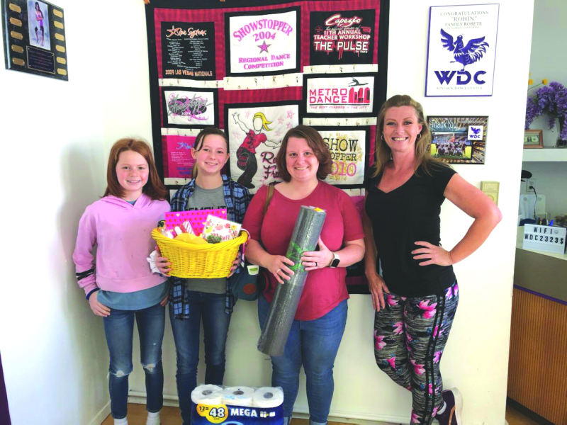 Austin wins essay contest put on by WDC