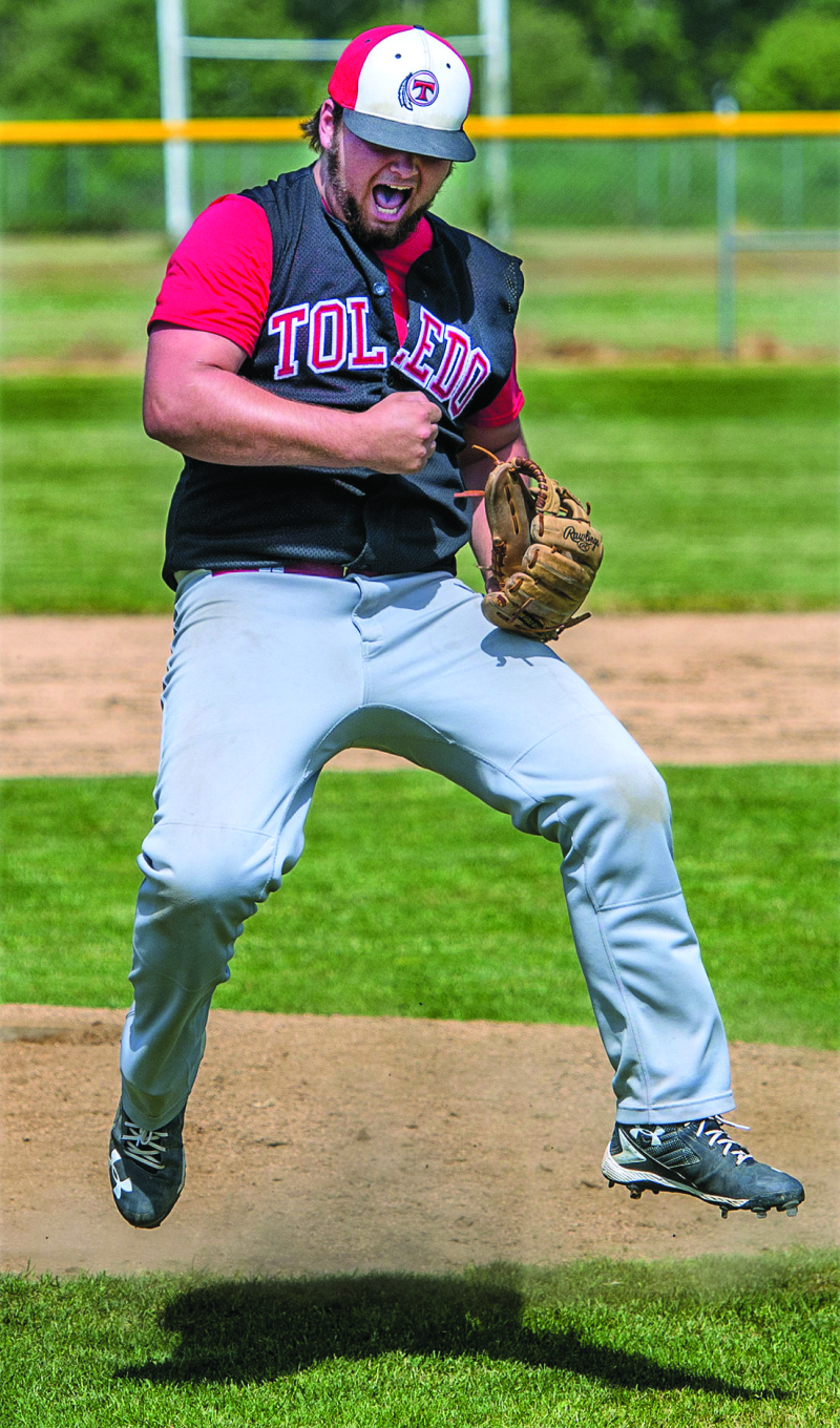 Toledo Baseball Clinches Regional Berth