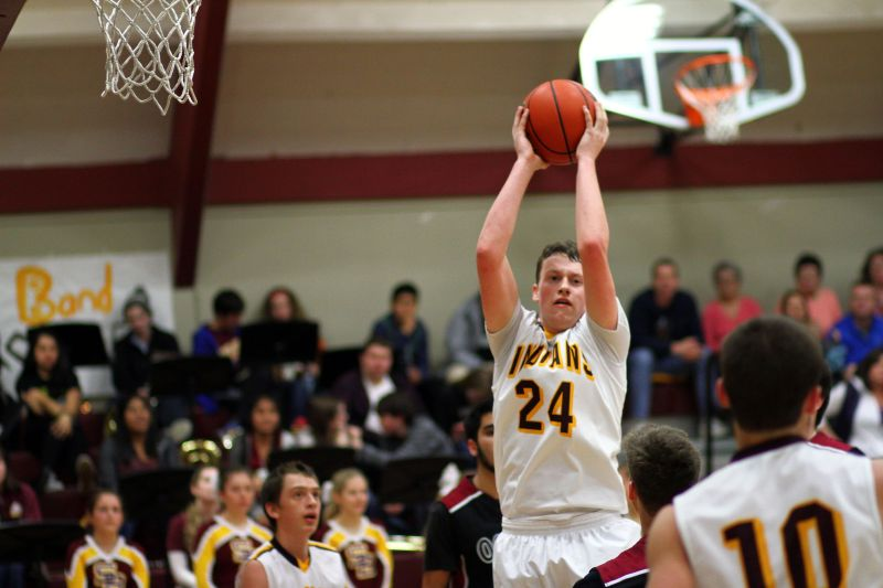 Indians,  Gulls  lose to  Ocosta,  Ilwaco