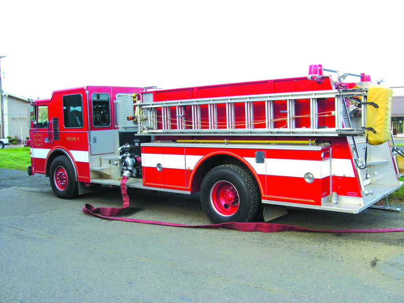 Fire Dist. No. 3 awarded grant for equipment