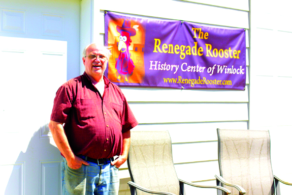 Winlock loses historian when Roy Richards passes