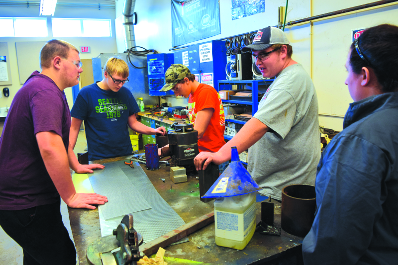 Willapa schools working to ensure students ready for workforce