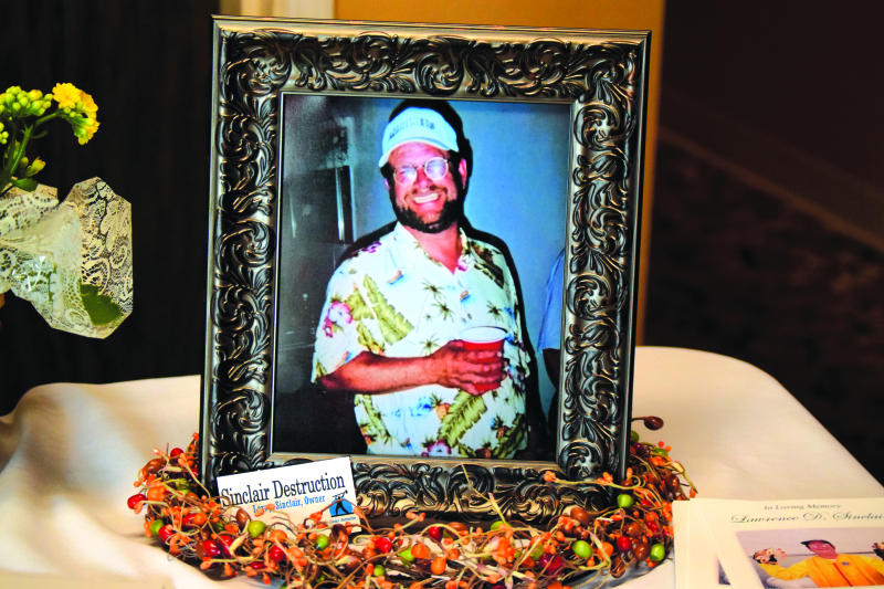 Remembering Larry Sinclair: Community mourns passing of beloved local figure