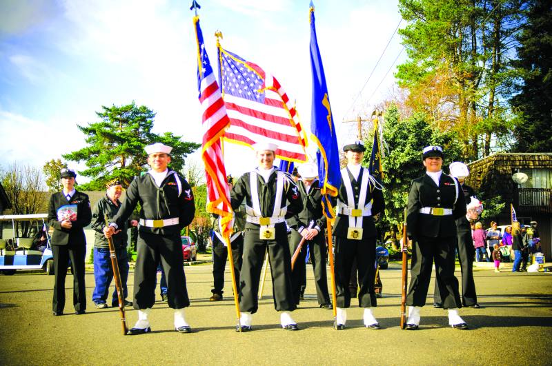 Lewis County Veterans Parade: Small sacrifices for those who have sacrificed the most