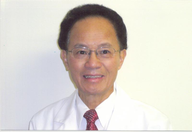 Dr. Wong of Winlock receives ORA
