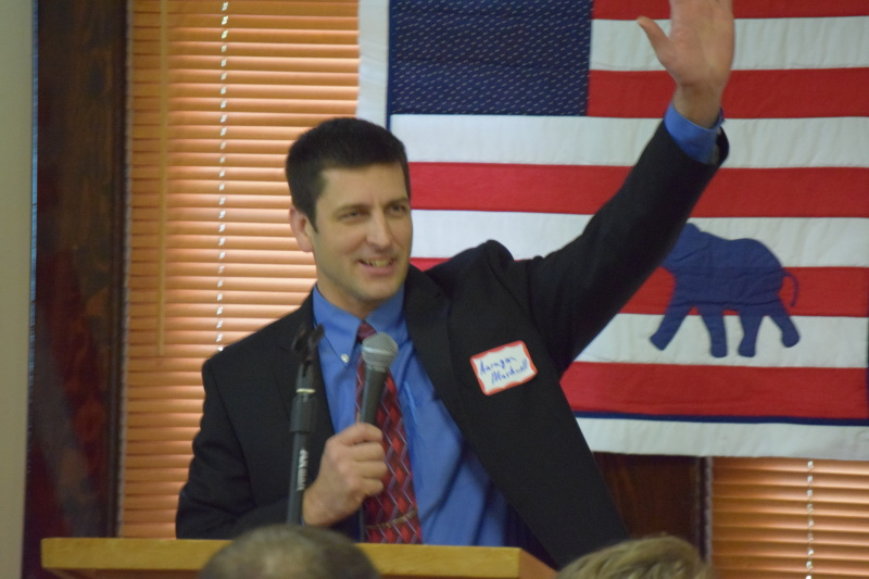 Republicans celebrate past year's successes over Lincoln Day Dinner