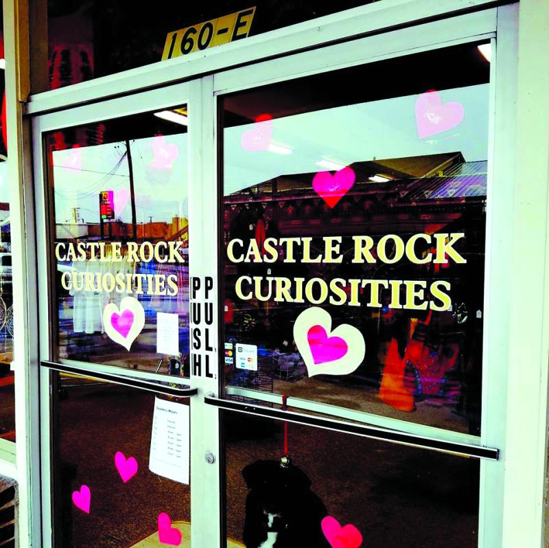 Castle Rock Curiosities offers unique items