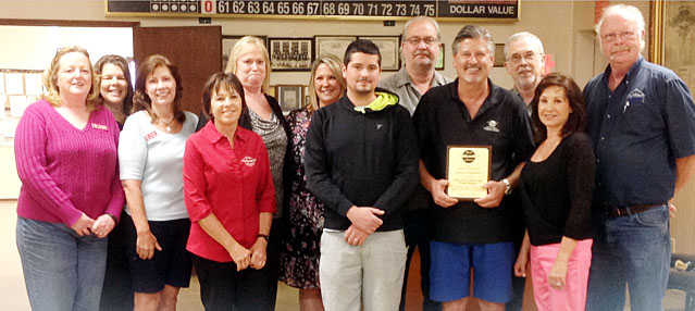 Elma Chamber Presents Elma Farm Stand & Public Market with Business of the Quarter Award