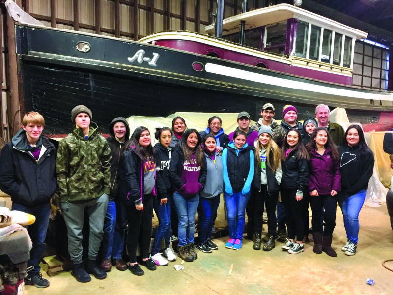 Sea Scouts program launched