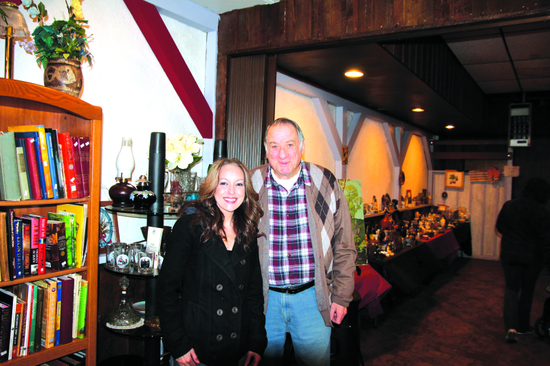 DeSarno's marks six months in business
