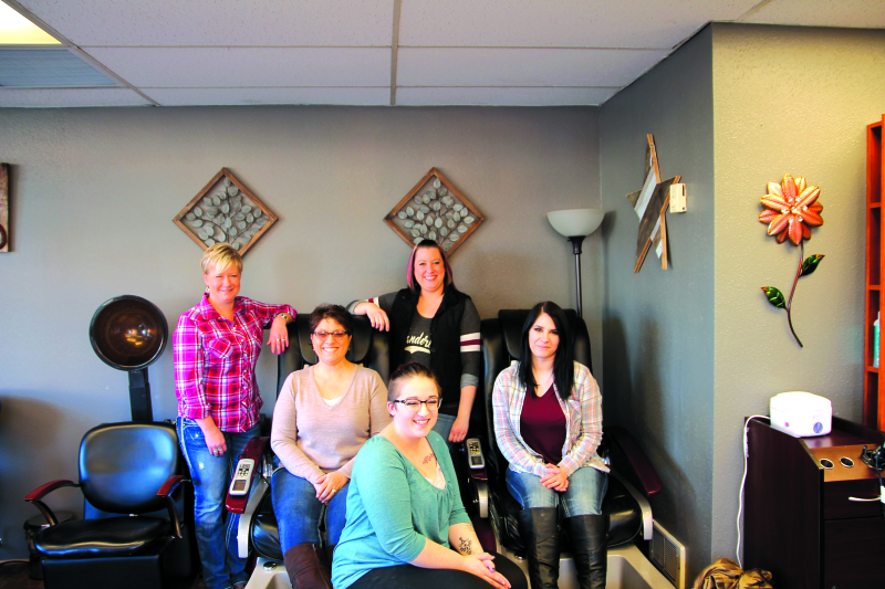 Steamboat Plaza offers salon services and more