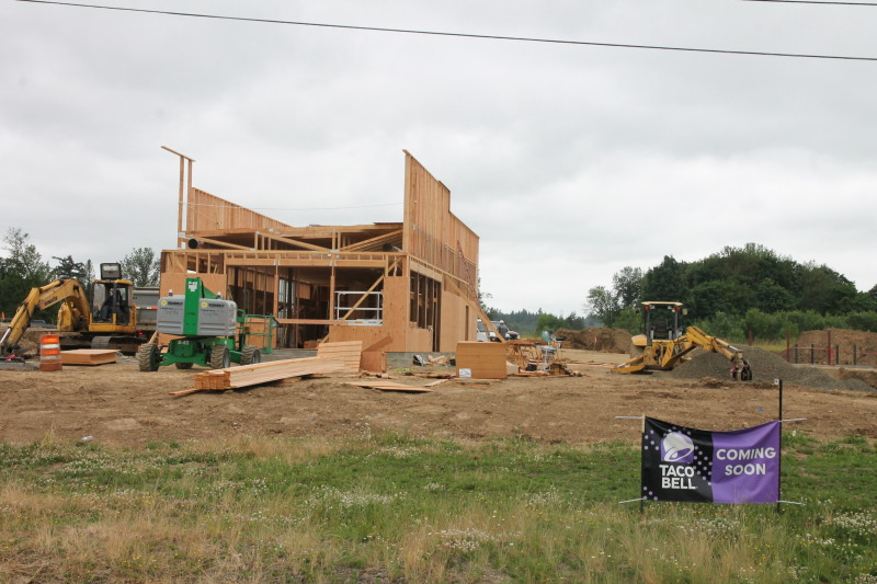 Taco Bell coming to Napavine