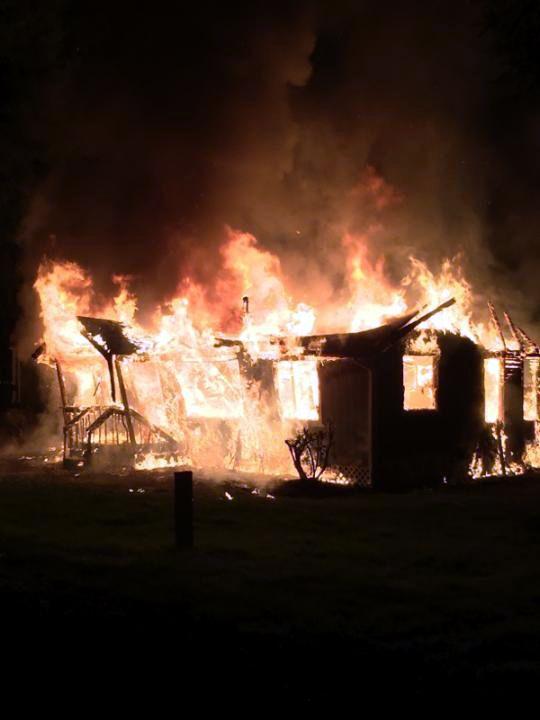 Smoke alarm might have saved woman