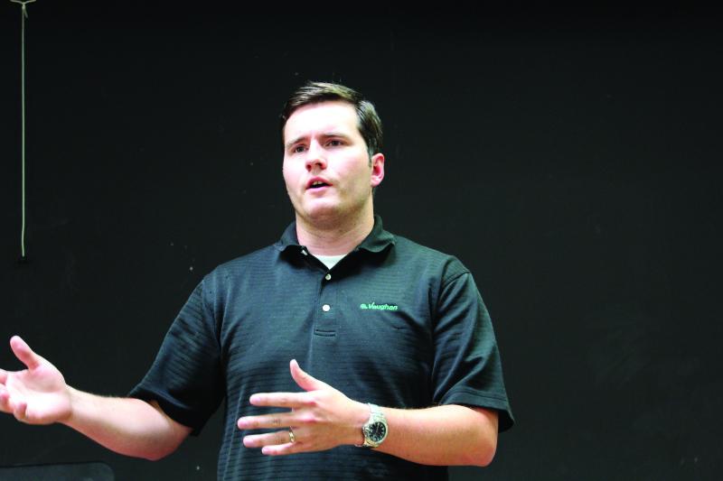 Forum at Furford:  Aberdeen candidates speak out