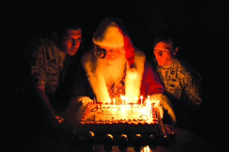 NORAD ~ 60 years of tracking Santa