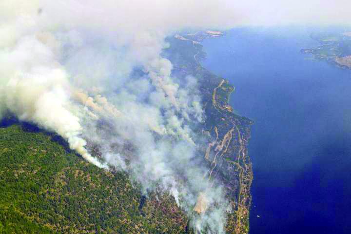 Fire Mobilization Authorized  for the Okanogan Complex