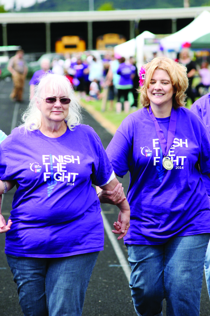 15th Annual Willapa Bay Relay for Life