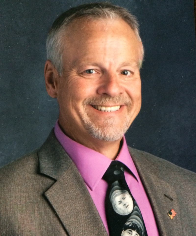 Vetter nominated principal of the year
