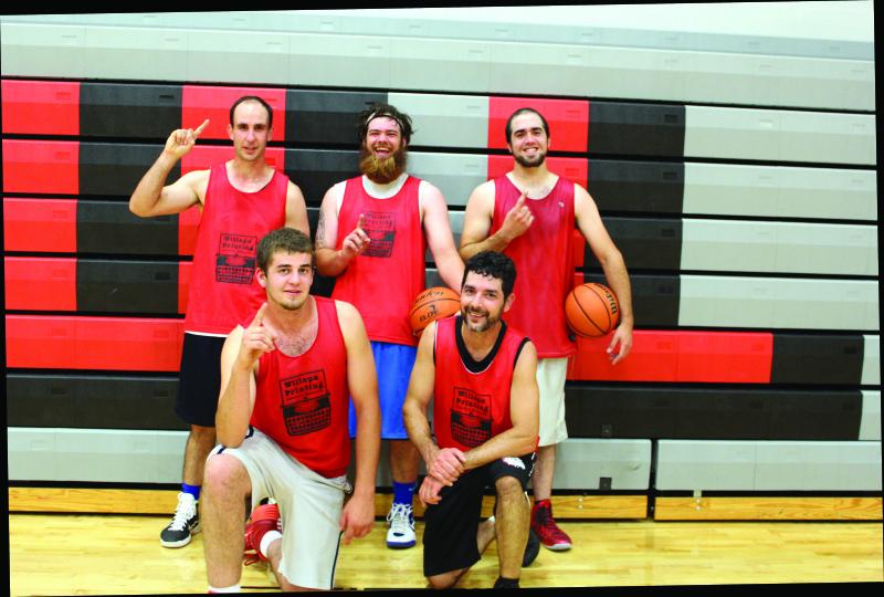 Good Sport of the Week: Willapa Printing Basketball