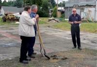Officials break ground for new Toledo clinic