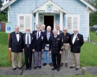 Masons observe service of veterans