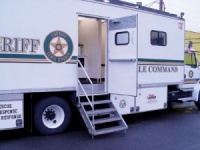 Sheriff's Office shows off new mobile HQ