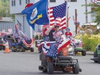 Vader pulls out stops for Independence Day celebration