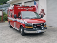 District 15 gets newer, larger ambulance