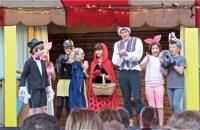 Children's theater draws record crowd