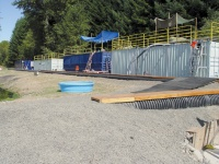 Free sewer plants a reality, says Blue Array