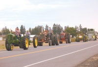 49th annual Threshing and Gas Show this weekend
