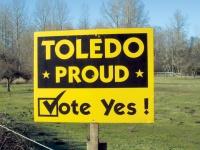 Toledo levy vote coming up