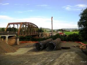 New bridge replaces historic 1929 structure
