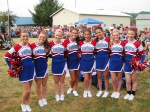 Good Sports - Valley Cheerleaders