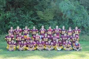 South Bend Indian Football