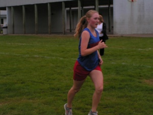 Runners compete at Ocosta