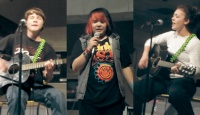 THS's first Coffee Shop performances draw newcomers to stage
